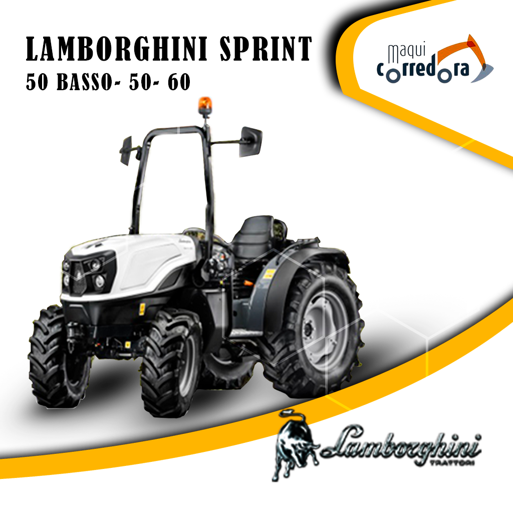 lamborghini sprint