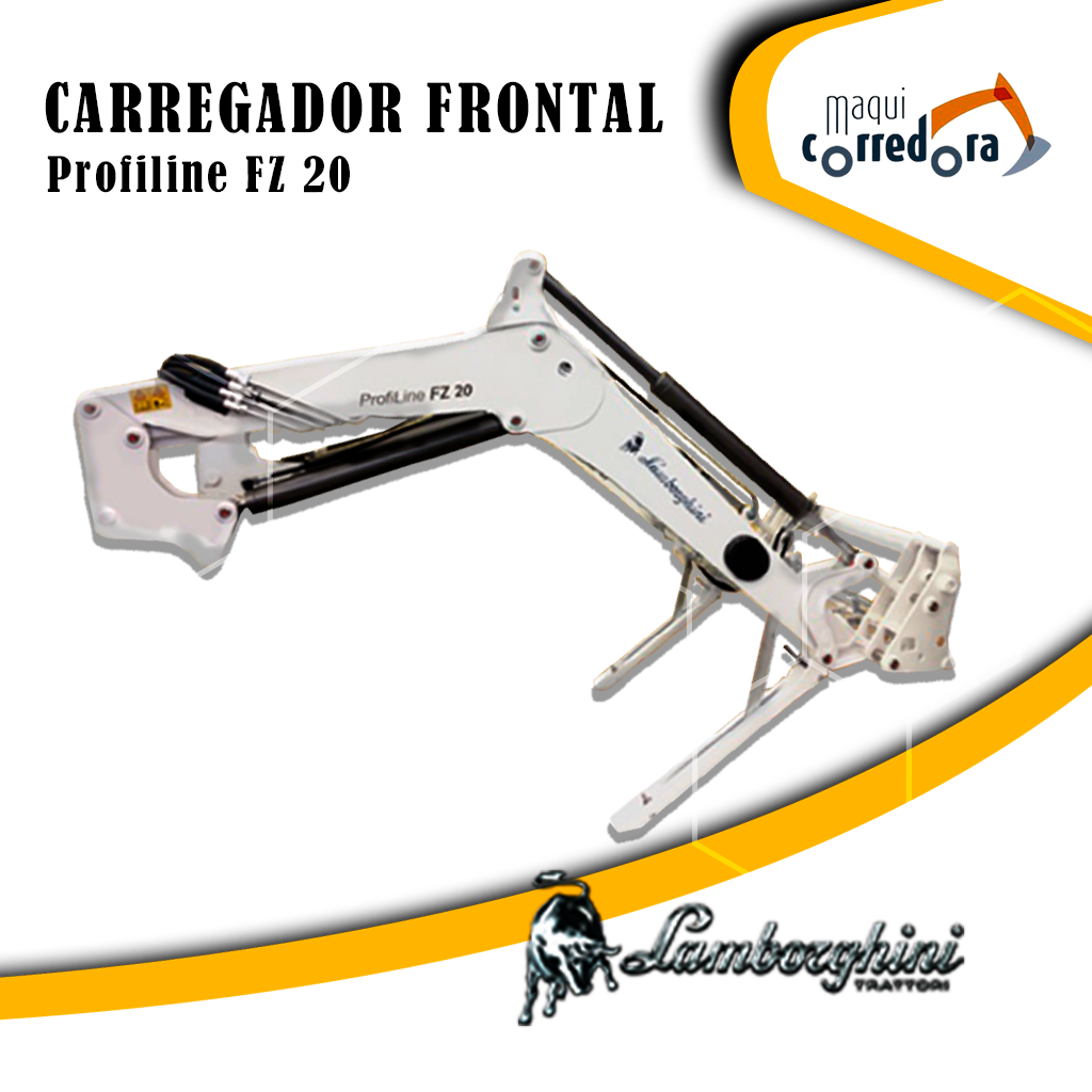 carregador frontal LAMBORGHINI Profiline