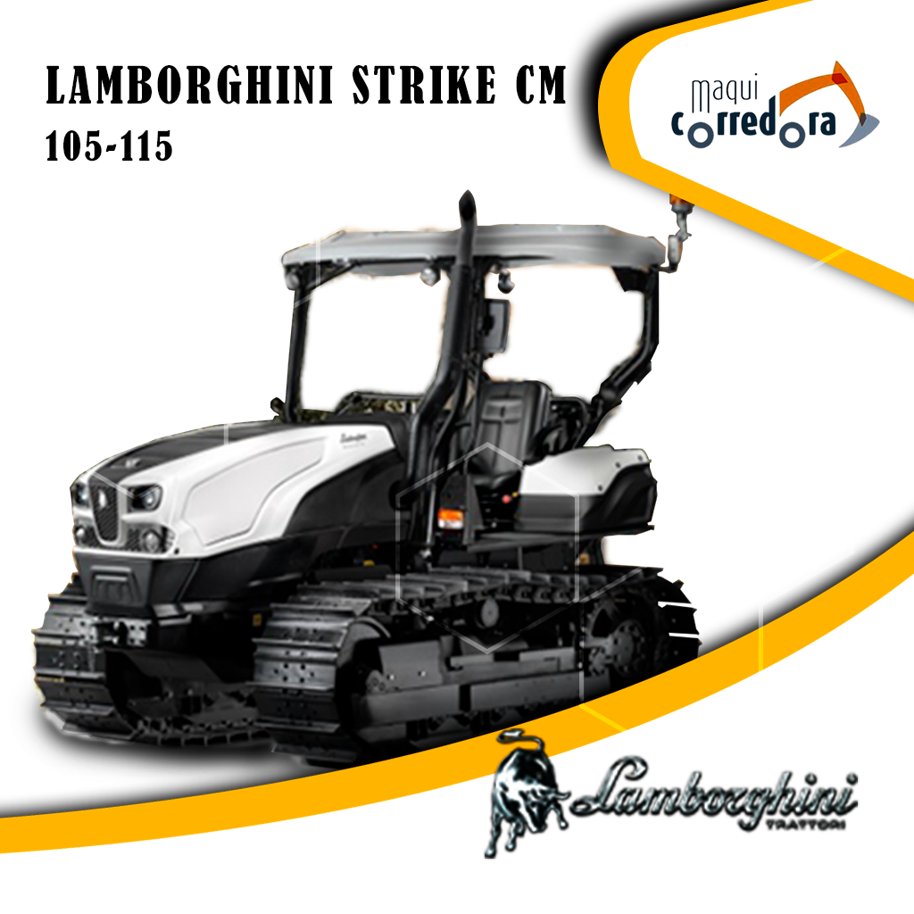 lamborghini strike CM